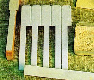 인조상아로 만든 피아노건반