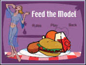 Feed the model
