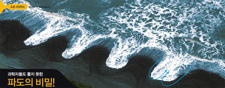 미국 캘리포니아주 포인트라이스 국립 해안에 생긴 해빈 커습.