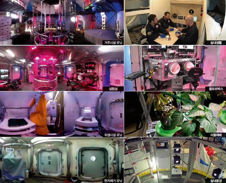 NASA는 공모 형식의 대회를 통해 심우주 거주시설 시험작을 만든다.