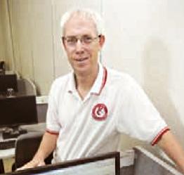 이번 연구를 이끈 커티스 쿠퍼 교수. 쿠퍼 교수는 메르센 소수를 중점으로 연구 활동을 하고 있다.
