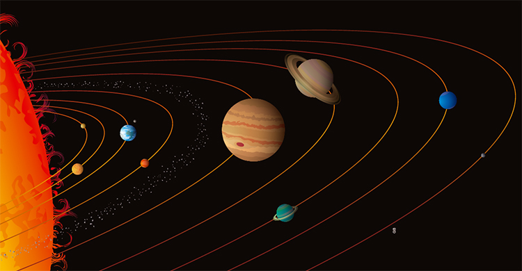 태양이나 행성, 은하는 바리온으로 이뤄져 있다. 바리온 물질은 우주 전체에 고작 5%밖에 없다.