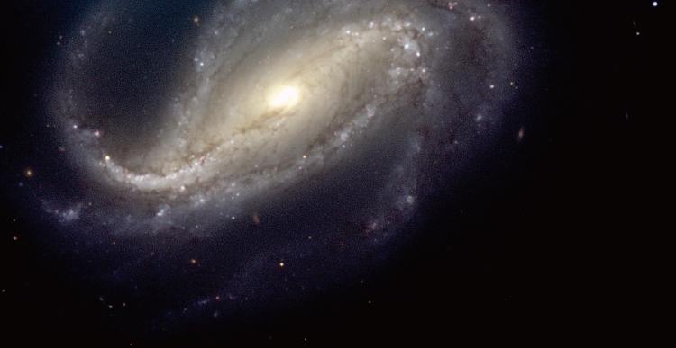초신성 SN 2016gkg가 발견된 NGC 613 은하의 모습. - ESO 제공
