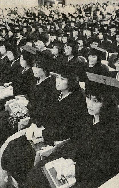 한국의 여성과학자들 기지개 켜고 일어서는 중