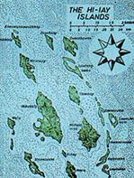 비행류(鼻行類)가 태평양의 섬에 살았었다.