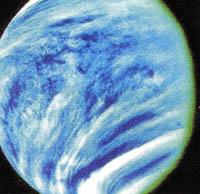 가장 밝고 푸른 '사랑의 여신' 금성(Venus)