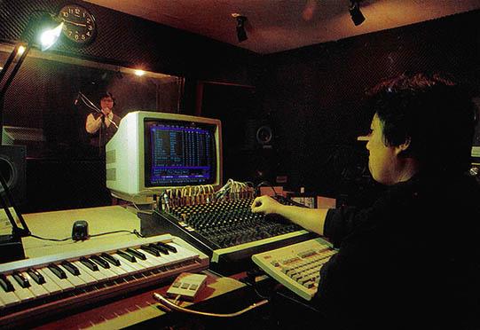 1. 컴퓨터음악의 역사-전위음악에서 대중화로