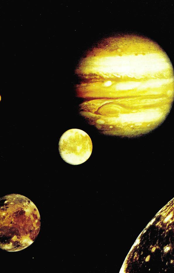 벗겨지는 태양계의 신비④ 태양이 되려다 좌절한 목성(Jupiter)