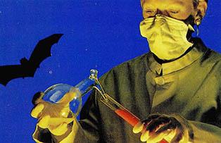 독성 동물에서 천연 항생제 얻는다