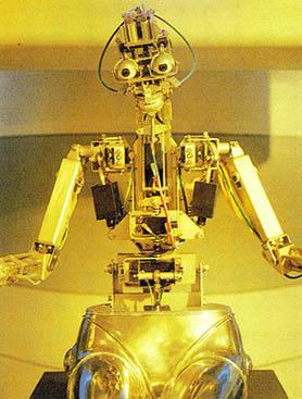 곤충서 힌트 얻은 여섯발 로봇