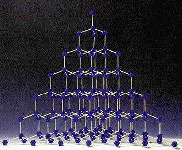 2 흑연 다이아몬드에 이은 제3의 화합물 ${C}_{60}$