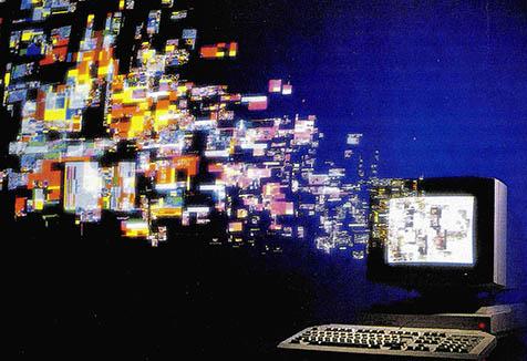 (1) 대중화 단계에 접어든 컬러 컴퓨터 그래픽의 진수를 맛본다