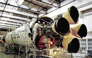 1 '85년 위성발사 상업화 선언