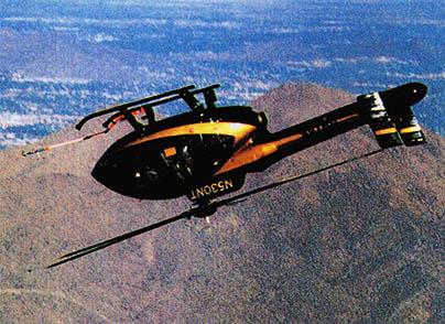 꼬리 프로펠러 없는 헬리콥터 개발