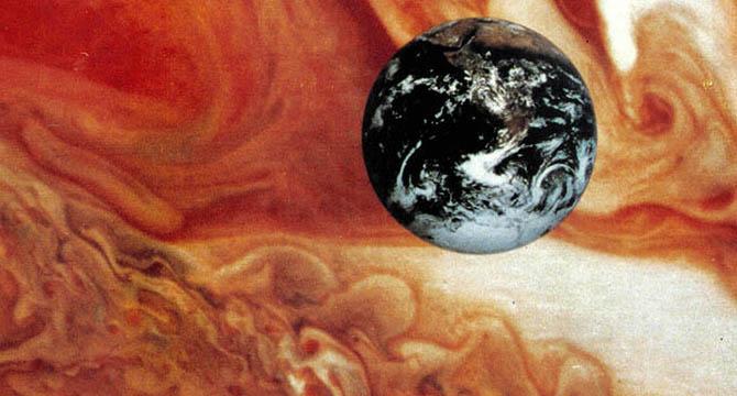 1. 지구질량 318배, 수소·헬륨의 가스행성