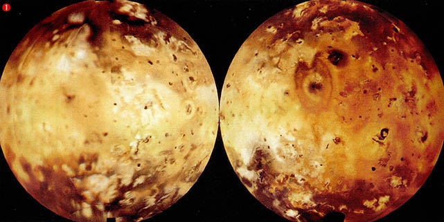 2. 태양계 축소판, 16개 위성과 소행성 가족
