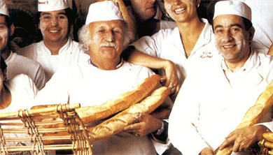 빵 반죽·발효·굽기의 3박자