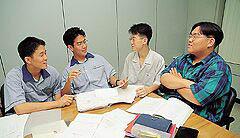 전국연합 모색하는 고교과학서클