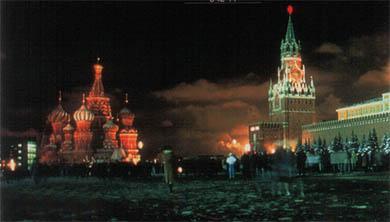 1. 러시아 현지취재 우주왕국은 무너진 것인가