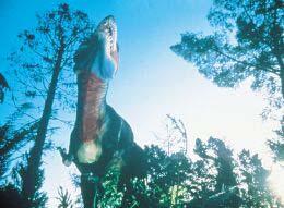쥐라기 공룡 만들어낸 조지 칼리슨