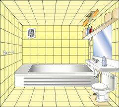삶의 소우주 화장실과 욕실