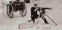 신무기 경연장 제1차 세계대전