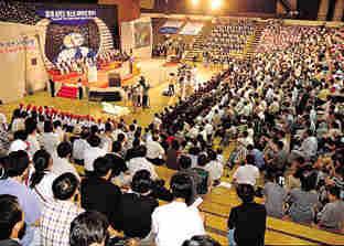 한국과학문화재단 조규하 이사장