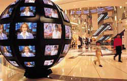 디지털TV의 안방 혁명