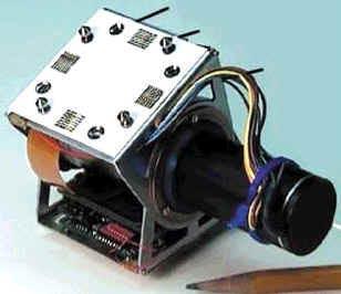 뱀·거미·탱크로 변신하는 전천후 로봇