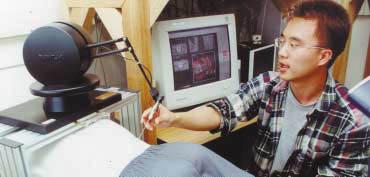 의료모의시술과 화상전화 시대 앞당긴다 영상시스템연구실