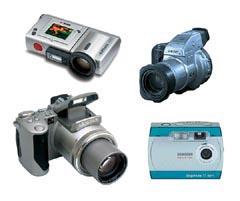 필름 없는 영상의 세계 디지털 카메라
