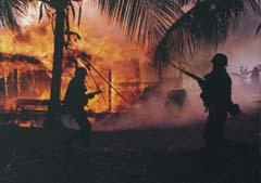 폭력과 자기파괴 일삼는 파월장병 하얀전쟁
