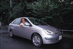 내가 타본 일본의 하이브리드자동차, 프리우스