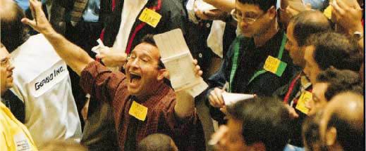 금융수학 카오스 경제에서 질서를 찾는다
