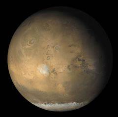 붉은별 화성이 다가온다