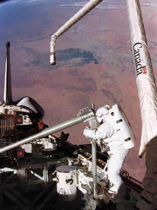 2008년 한국 최초 우주인 탄생한다