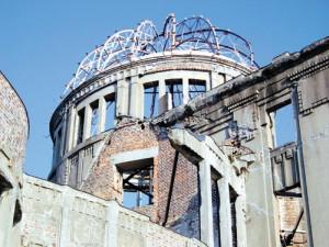 원폭 60주년 '히로시마의 종이학'