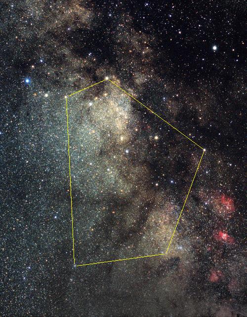 맨눈 관측의 달인, 망원경 압도
