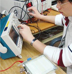 정보디스플레이 및 마이크로플라즈마 연구실
