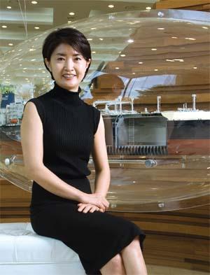한국 조선공학계 최고의 여성엔지니어