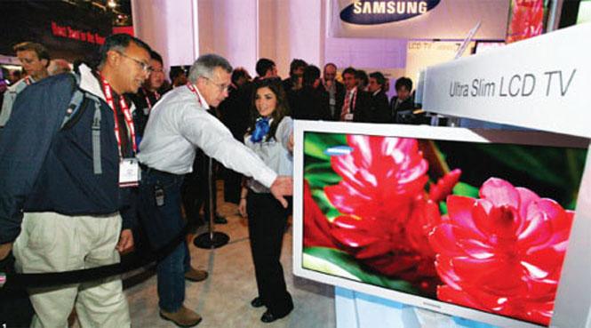 세계 IT 트렌드의 현장, 소비자가전 전시회(CES) 2008