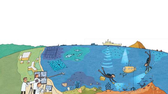 한국해양연구원 동해연구소 개소