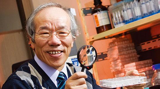 '다이아몬드 손' 가진 과학자 최희욱 교수