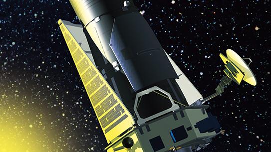 제2 지구 찾는 케플러 우주망원경
