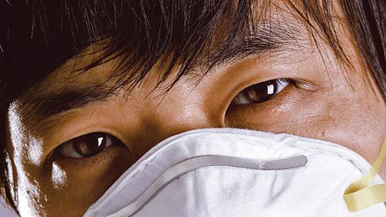 마스크와 손 씻기 신종플루 예방효과는?