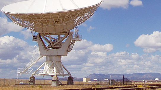 세티, 외계인과의 '콘택트'에 도전