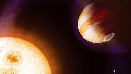 지구처럼 생명체가 살 수 있는 외계행성이 있나요?