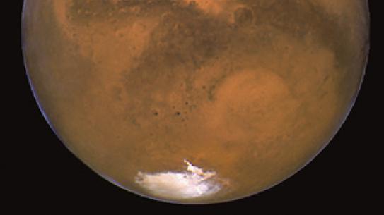 화성 대기 사라지는 이유