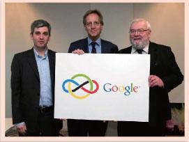 구글(Google), 수학에 통 큰 지원