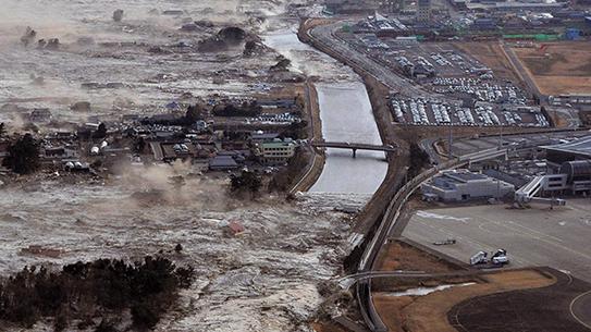 Part2. 사상 최악의 지진해일…일본이 울었다